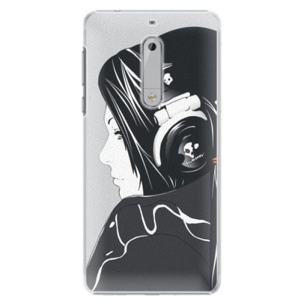 iSaprio Plastový kryt - Headphones pro Nokia 5