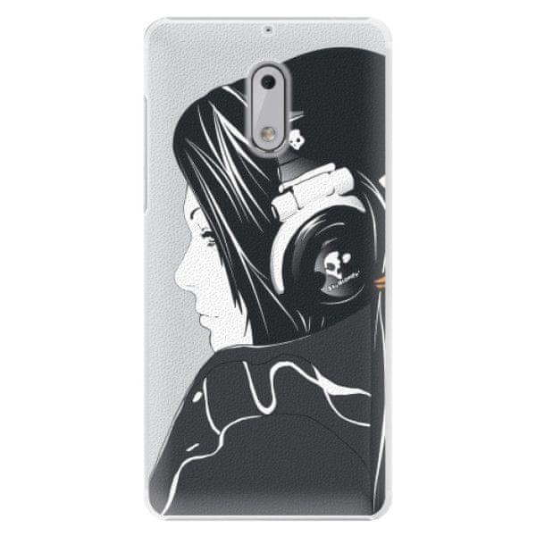 iSaprio Plastový kryt - Headphones pro Nokia 6