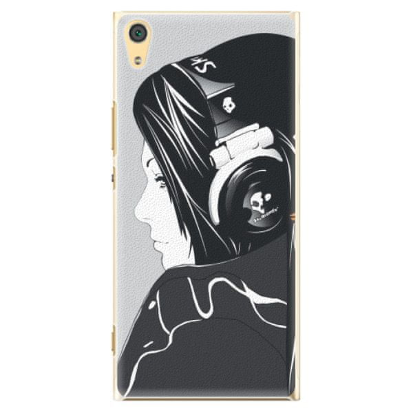 iSaprio Plastový kryt - Headphones pro Sony Xperia XA1 Ultra