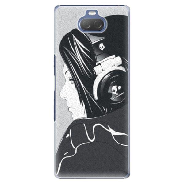 iSaprio Plastový kryt - Headphones pro Sony Xperia 10