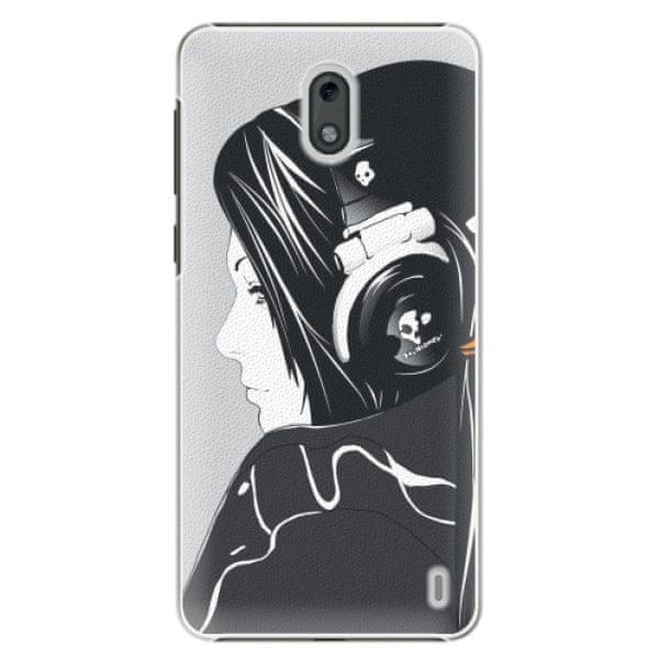iSaprio Plastový kryt - Headphones pro Nokia 2