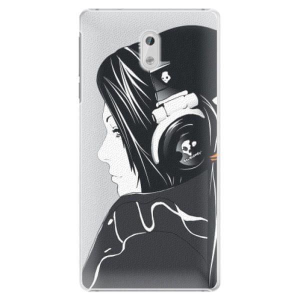 iSaprio Plastový kryt - Headphones pro Nokia 3