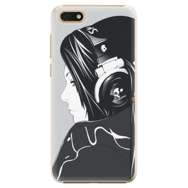 iSaprio Plastový kryt - Headphones pro Honor 7S