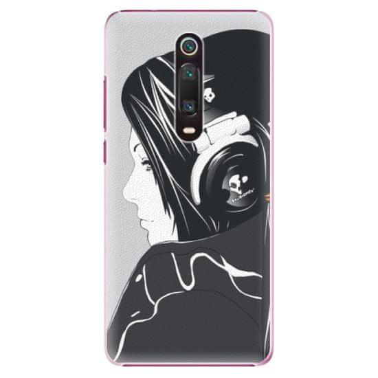 iSaprio Headphones műanyag tok Xiaomi Mi 9T