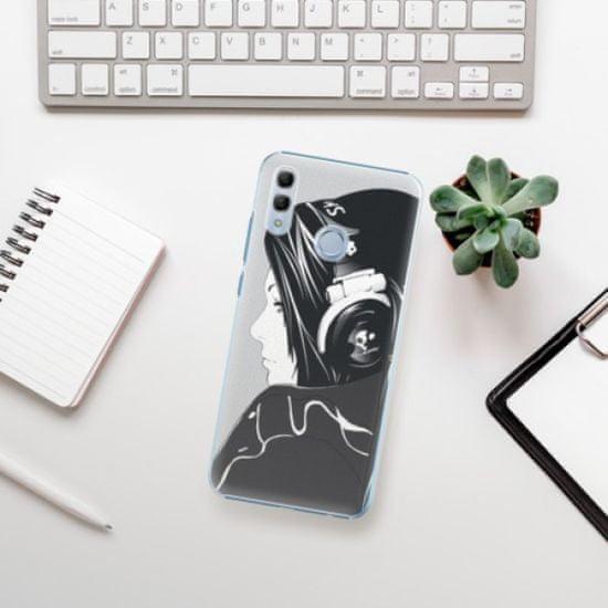 iSaprio Plastikowa obudowa - Headphones na Huawei Honor 10 Lite