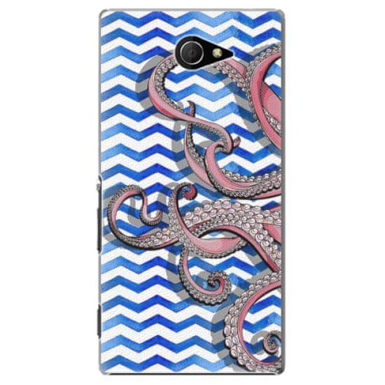 iSaprio Plastikowa obudowa - Octopus na Sony Xperia M2