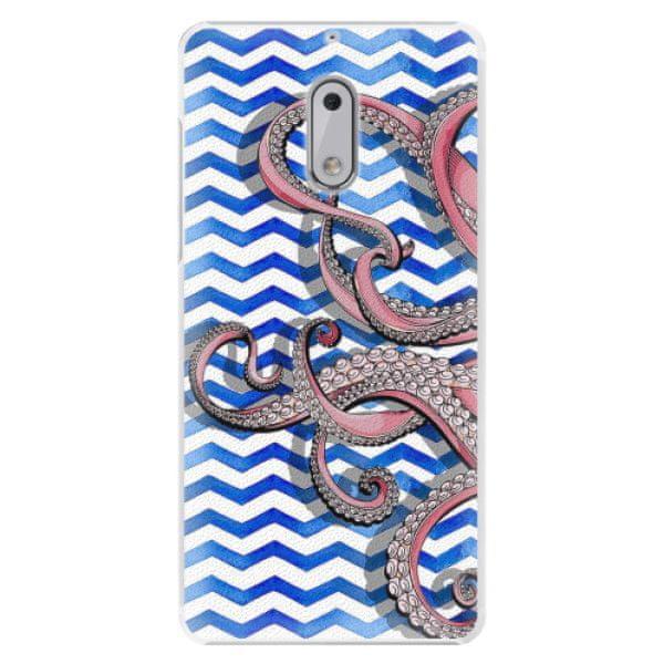 iSaprio Plastový kryt - Octopus pro Nokia 6