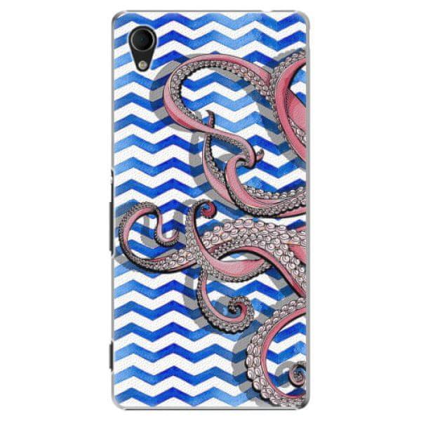 iSaprio Plastový kryt - Octopus pro Sony Xperia M4 Aqua