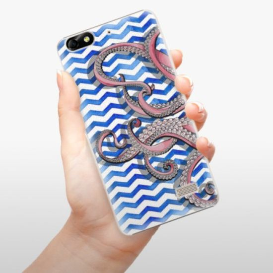 iSaprio Plastikowa obudowa - Octopus na Honor 4C