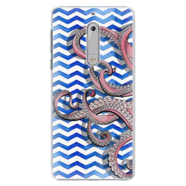 iSaprio Plastový kryt - Octopus pro Nokia 5