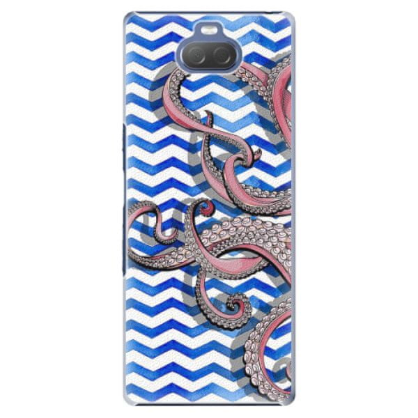 iSaprio Plastový kryt - Octopus pro Sony Xperia 10
