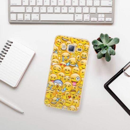 iSaprio Plastikowa obudowa - Emoji na Samsung Galaxy J3 (2016)