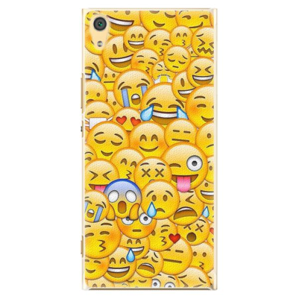 iSaprio Plastový kryt - Emoji pro Sony Xperia XA1 Ultra