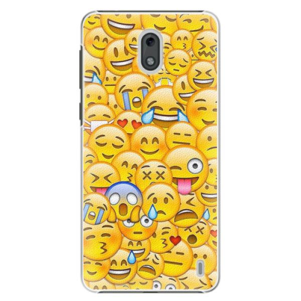 iSaprio Plastový kryt - Emoji pro Nokia 2