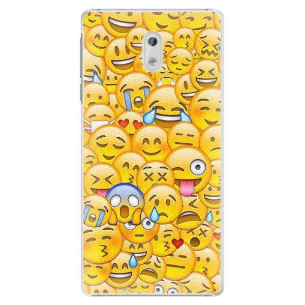iSaprio Plastový kryt - Emoji pro Nokia 3