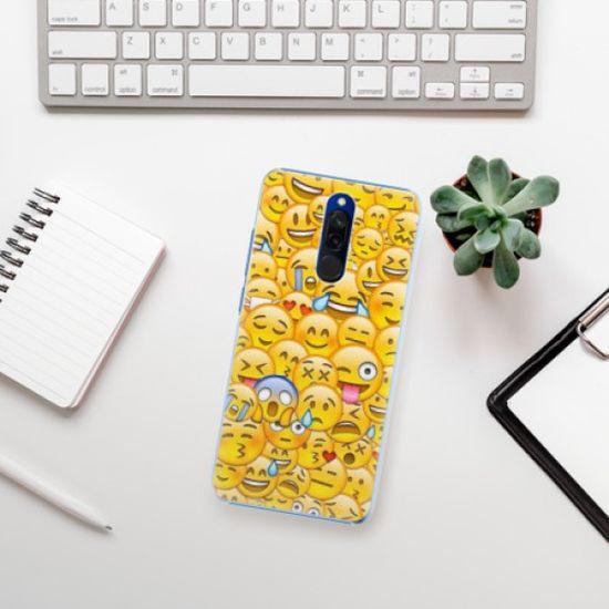 iSaprio Plastikowa obudowa - Emoji na Xiaomi Redmi 8