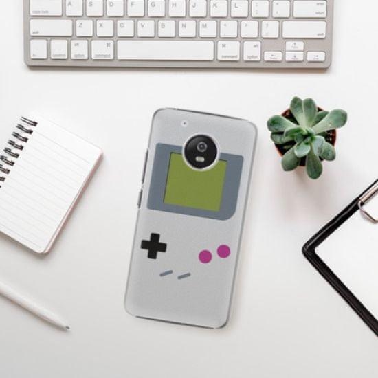 iSaprio The Game műanyag tok Lenovo Moto G5