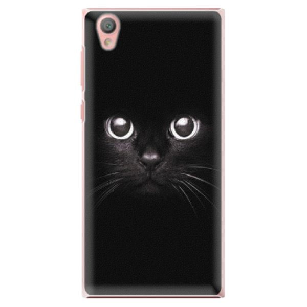 iSaprio Plastový kryt - Black Cat pro Sony Xperia L1