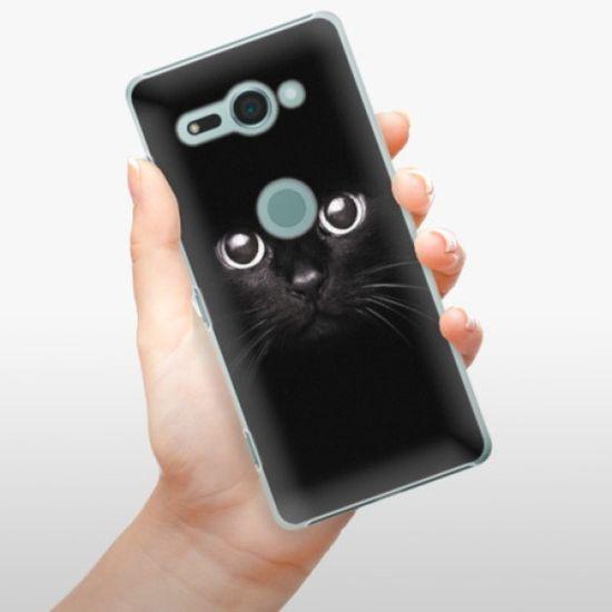 iSaprio Black Cat műanyag tok Sony Xperia XZ2 Compact