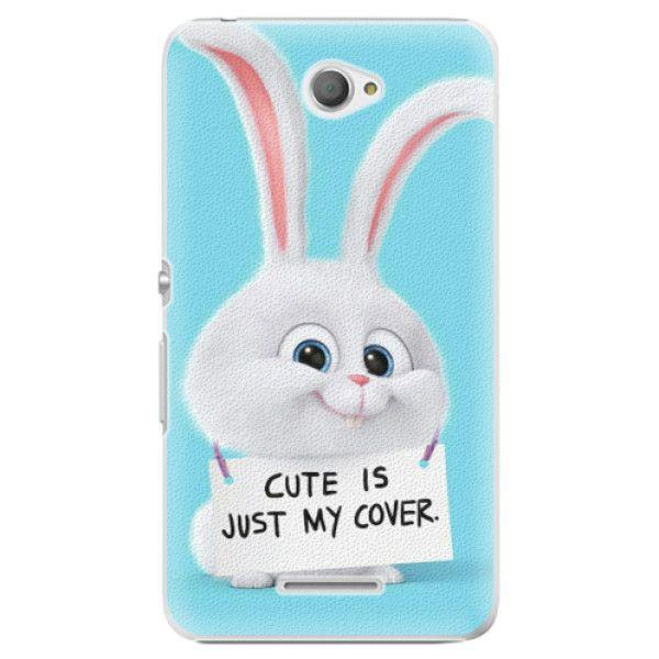 iSaprio Plastový kryt - My Cover pro Sony Xperia E4