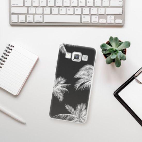 iSaprio Plastikowa obudowa - White Palm na Samsung Galaxy A5