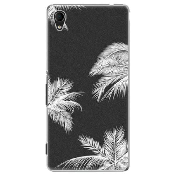 iSaprio Plastový kryt - White Palm pro Sony Xperia M4 Aqua