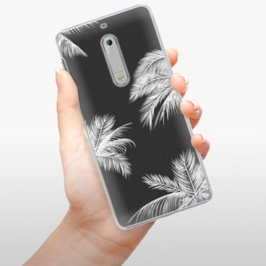 iSaprio White Palm műanyag tok Nokia 5