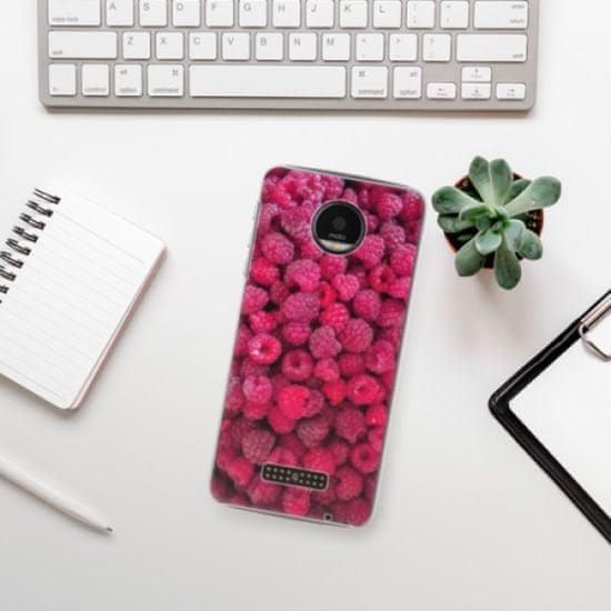 iSaprio Plastikowa obudowa - Raspberry na Lenovo Moto Z