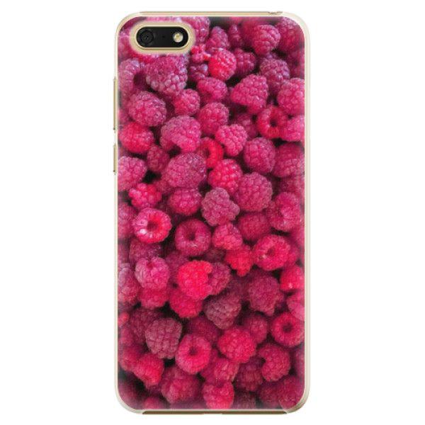 iSaprio Plastový kryt - Raspberry pro Honor 7S