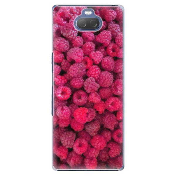 iSaprio Plastový kryt - Raspberry pro Sony Xperia 10
