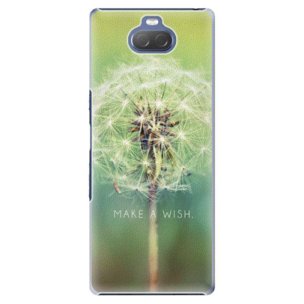 iSaprio Plastový kryt - Wish pro Sony Xperia 10