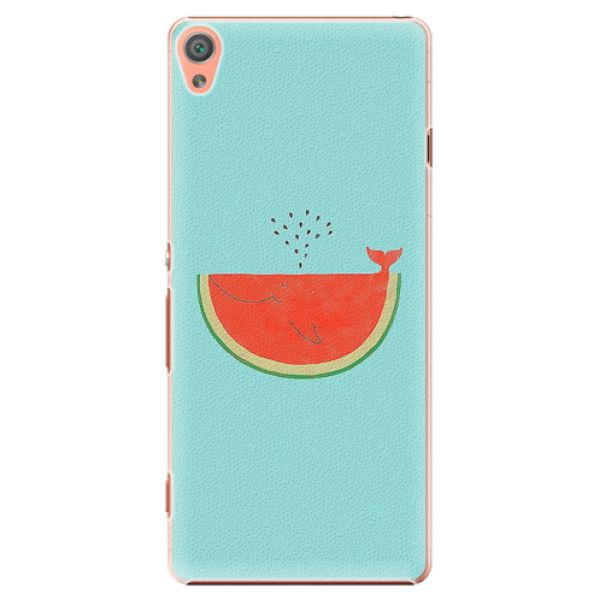 iSaprio Plastový kryt - Melon pro Sony Xperia XA