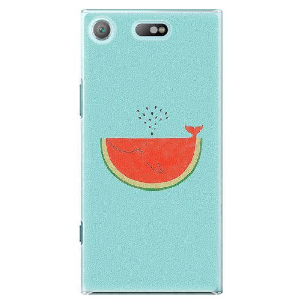 iSaprio Plastový kryt - Melon pro Sony Xperia XZ1 Compact
