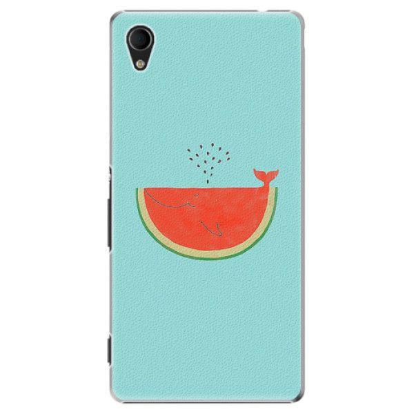 iSaprio Plastový kryt - Melon pro Sony Xperia M4 Aqua