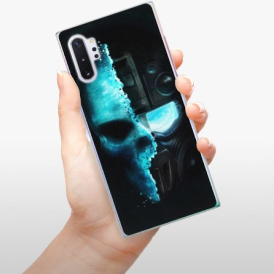 iSaprio Plastikowa obudowa - Roboskull na Samsung Galaxy Note 10+