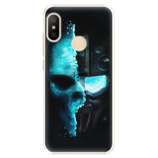 iSaprio Plastikowa obudowa - Roboskull na Xiaomi Mi A2 Lite