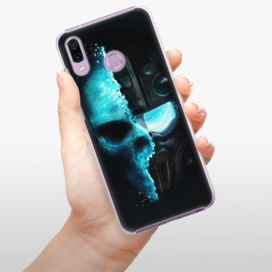 iSaprio Plastikowa obudowa - Roboskull na Huawei Honor Play