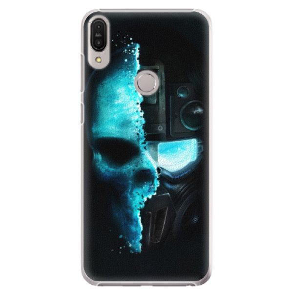 iSaprio Plastový kryt - Roboskull pro Asus Zenfone Max Pro ZB602KL