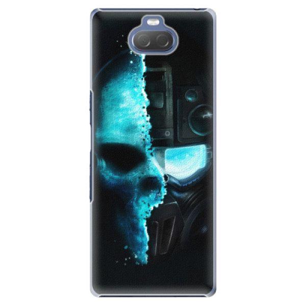 iSaprio Plastový kryt - Roboskull pro Sony Xperia 10