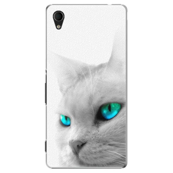 iSaprio Plastový kryt - Cats Eyes pro Sony Xperia M4 Aqua