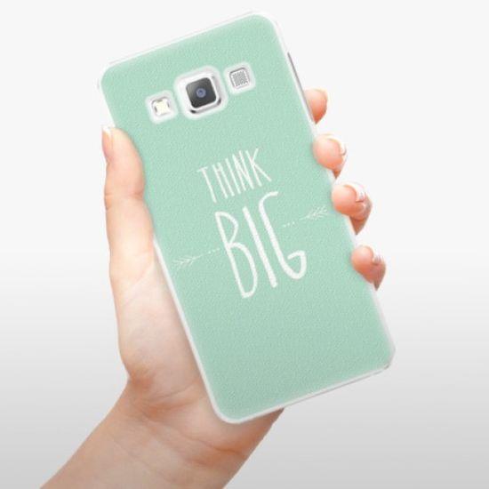 iSaprio Plastikowa obudowa - Think Big na Samsung Galaxy A5