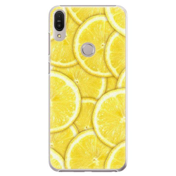 iSaprio Plastový kryt - Yellow pro Asus Zenfone Max Pro ZB602KL