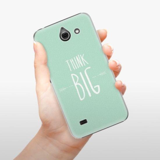iSaprio Plastikowa obudowa - Think Big na Huawei Y550