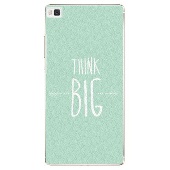 iSaprio Plastikowa obudowa - Think Big na Huawei P8