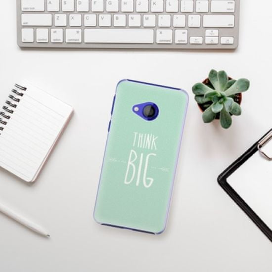 iSaprio Plastikowa obudowa - Think Big na HTC U Play