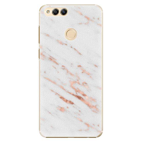 iSaprio Rose Gold Marble műanyag tok Huawei Honor 7X