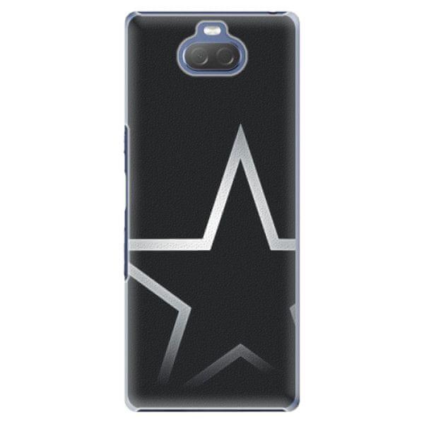 iSaprio Plastový kryt - Star pro Sony Xperia 10