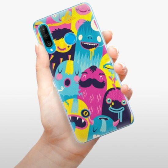 iSaprio Plastikowa obudowa - Monsters na Huawei P30 Lite
