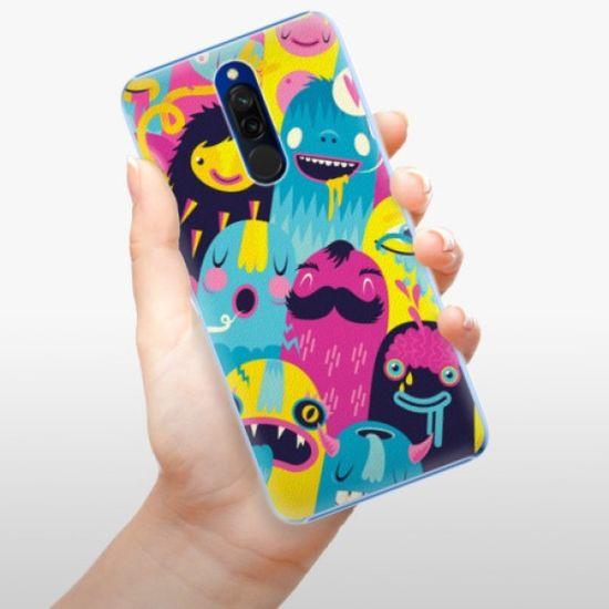 iSaprio Plastikowa obudowa - Monsters na Xiaomi Redmi 8