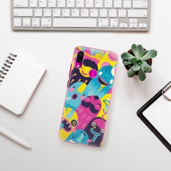 iSaprio Plastikowa obudowa - Monsters na Xiaomi Redmi Note 7